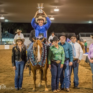 ARBC Presentations - Australian Reining Breeders Challenge images for Presentations and miscellaneous are available in conjunction with your competition...
