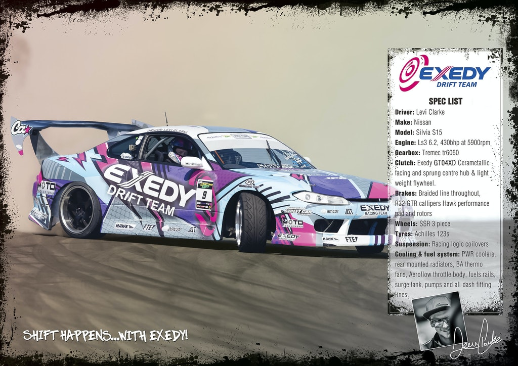 Exedy Racing Drift Team