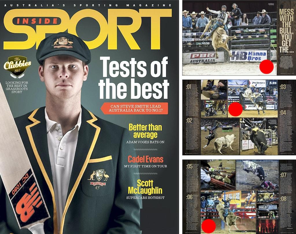 Inside Sport Magazine - PBR