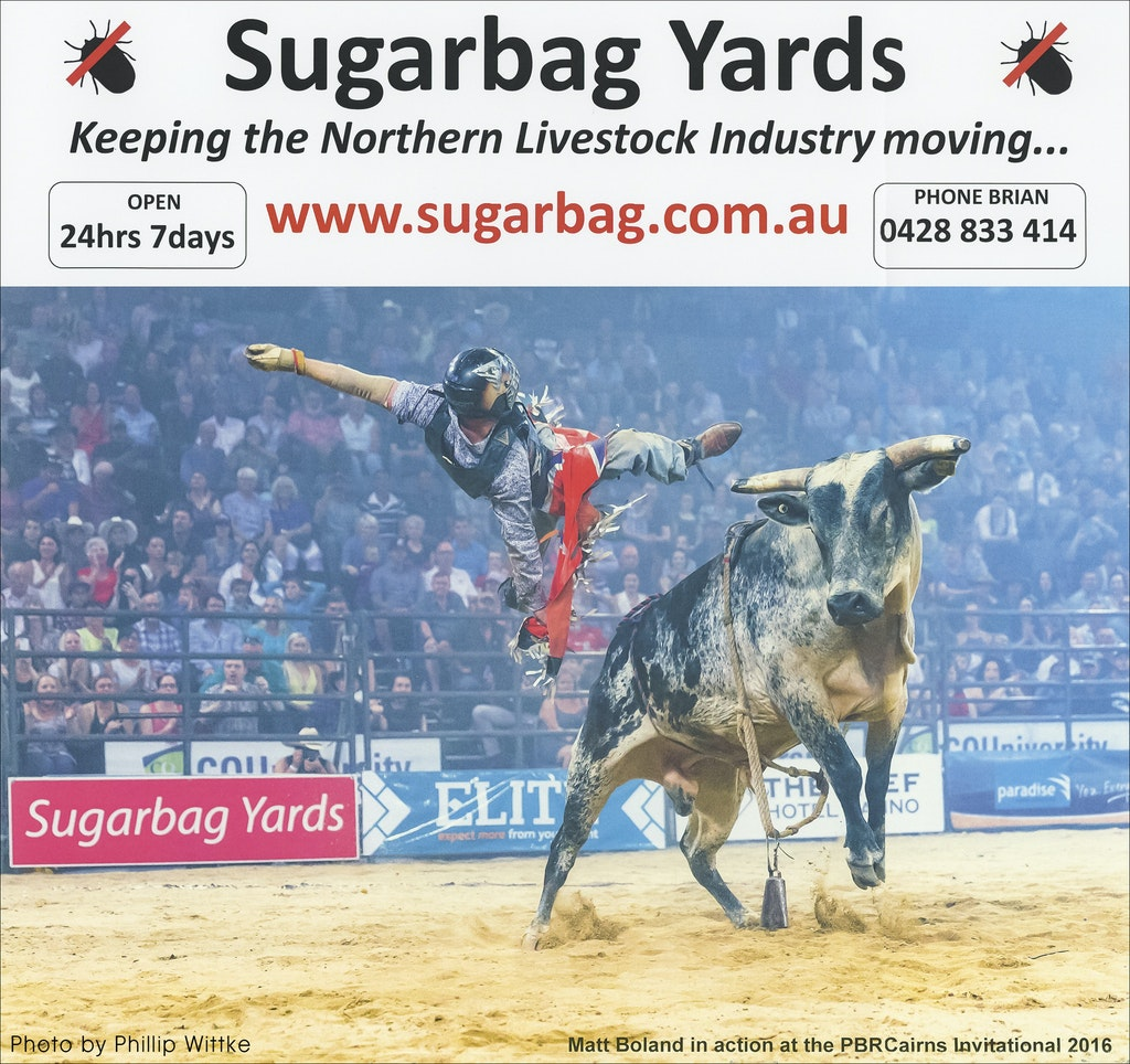 Sugarbag Yards Calendar - 2018
