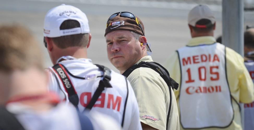 PW - 1 - PJW at NASCAR Atlanta Motor Speedway