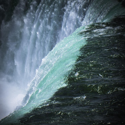 Horseshoe Falls, Niagra Falls - Horseshoe Falls at Niagra Falls Canada.