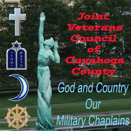 JVCCC Salute to Our Chaplains - Joint Veterans Council of Cuyahoga County, honors Military Chaplains.