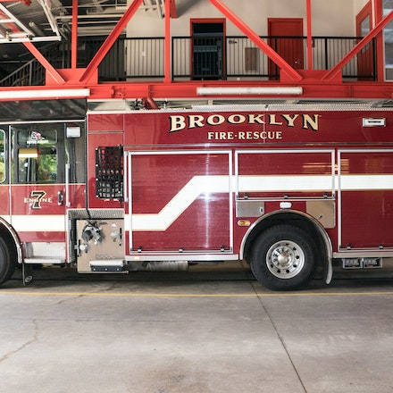 Brooklyn Fire Walk - ARC, Lubrizol, and the Brooklyn OH Fire Department collaborated on a Fire Walk.  The intent of the Fire Walk is to install state of...