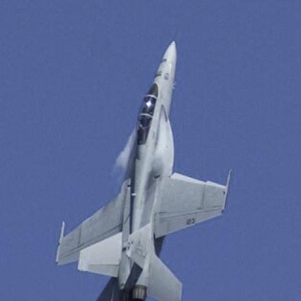 F-18 - Cleveland Air Show 2010