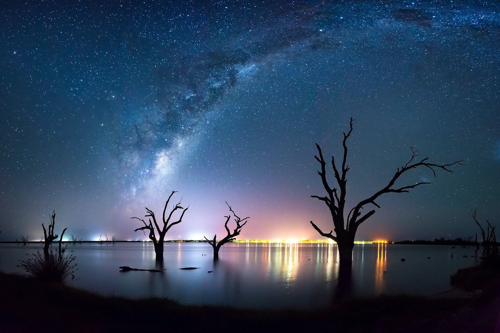 Night Terror - Lake Bonney, SA