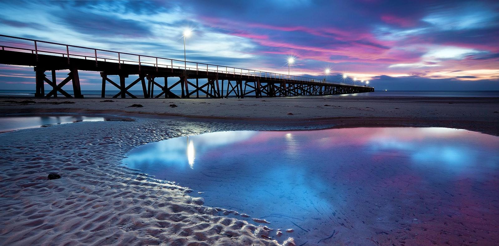 Purple Harmony - Semaphore, SA