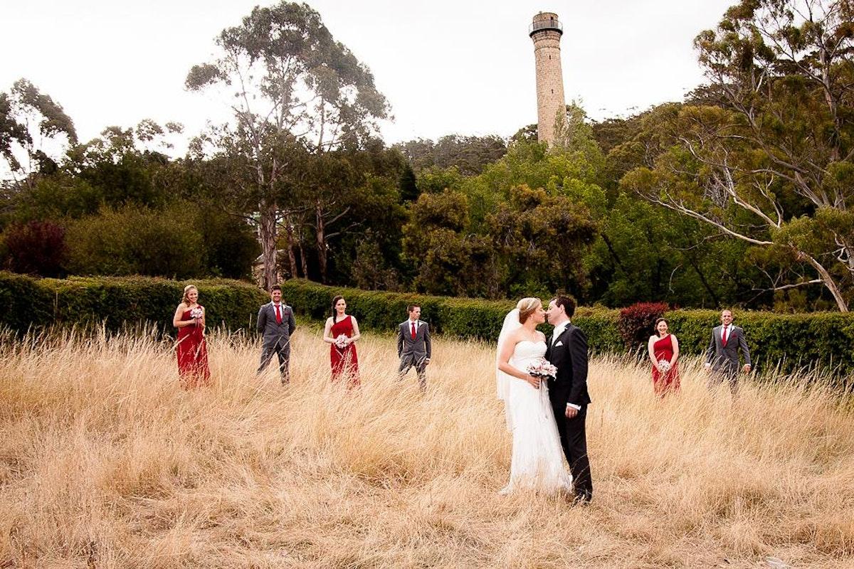 Hobart Wedding Photography-Fiona & Tim -510 - Glen Albyn Estate Wedding Photography By PMC Photography- Hobart Wedding Photography