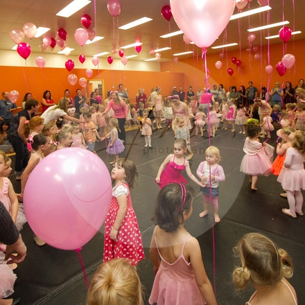 HOD Angelina Ballerina Open House Day 2013