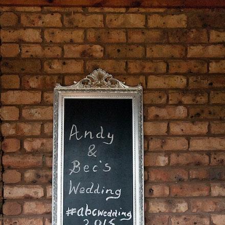 Bec & Andy - Bec & Andy - Steele's Island Wedding Photography