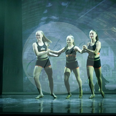 Elite Squad Senior - House Of Dance Disco ... beyond the mirror ball! House of Dance presented their end of year dance concert at Mt Nelson Theatre in...