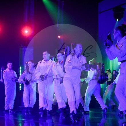 Ghostbusters - House Of Dance Disco ... beyond the mirror ball! House of Dance presented their end of year dance concert at Mt Nelson Theatre in Hobart,...