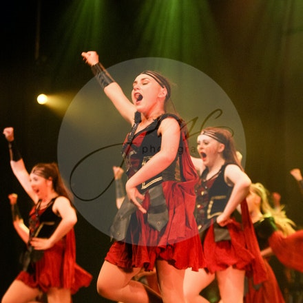 Gladiator - House Of Dance Disco ... beyond the mirror ball! House of Dance presented their end of year dance concert at Mt Nelson Theatre in Hobart,...