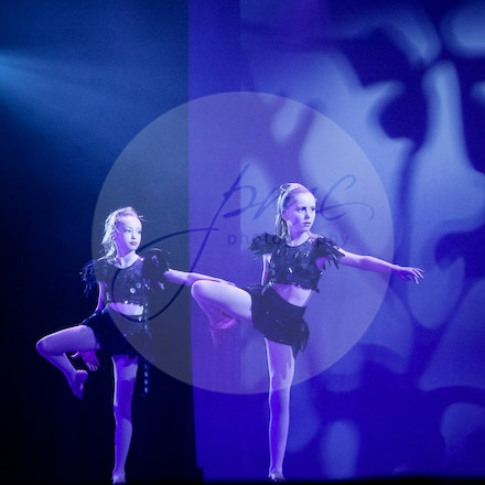 Lilah Harding & Sophie Newitt - House Of Dance Disco ... beyond the mirror ball! House of Dance presented their end of year dance concert at Mt Nelson...