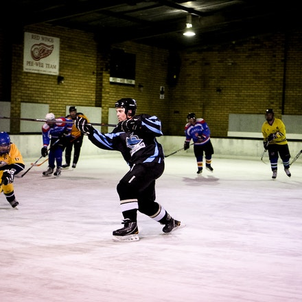 Ice Hockey Tasmania: 2014 Season Opener