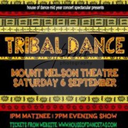 Tribal Dance - Backstage