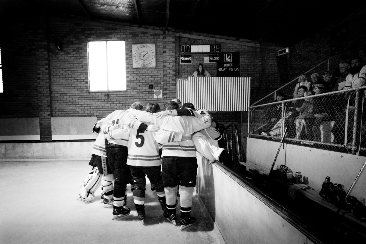 Ice Hockey Tasmania Grand Final 2014-27