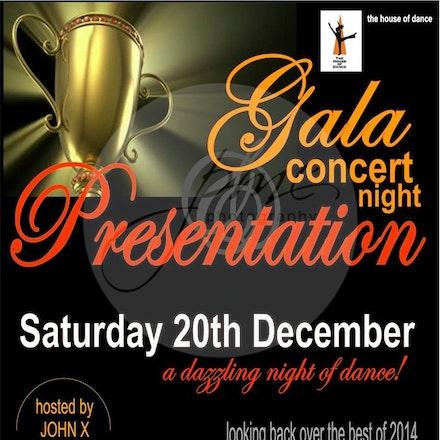 HOD Gala Night - Trophy Presentations & Backstage