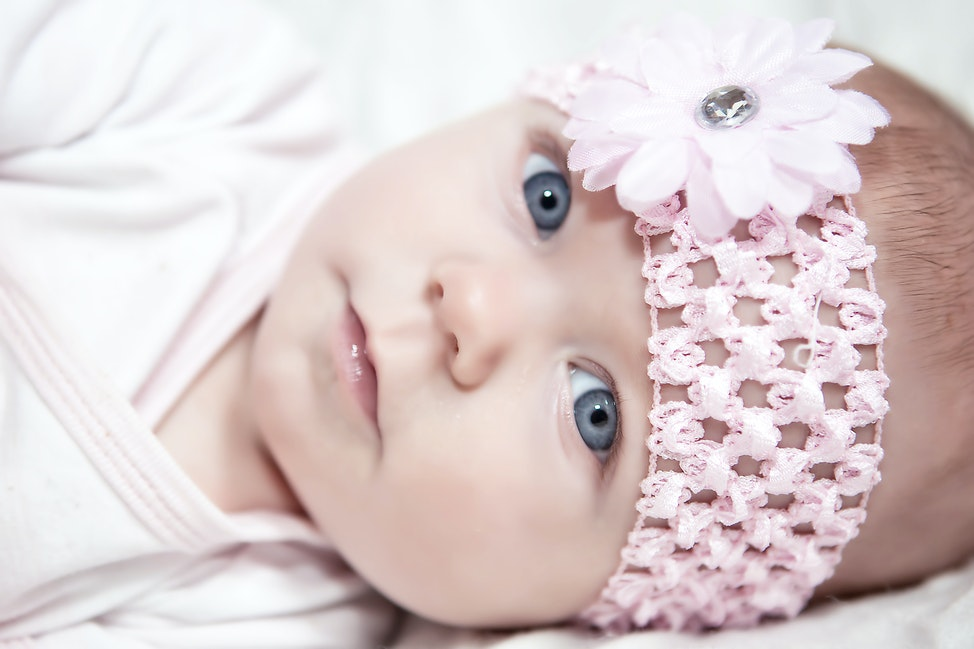 NEWBORN - Newborn, child, portrait, blue eyes,