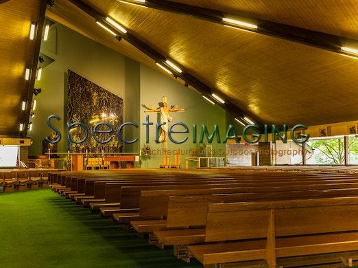 02 - St. Colette Sanctuary 1