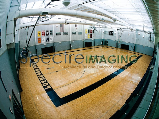 09 - Lutheran High School South Gymnasium