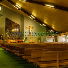 Architectural Commissions - Spiritual - Commissioned Architectural Photos of Spiritual Facilities