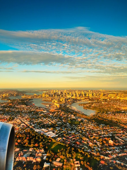From Rozelle to the City