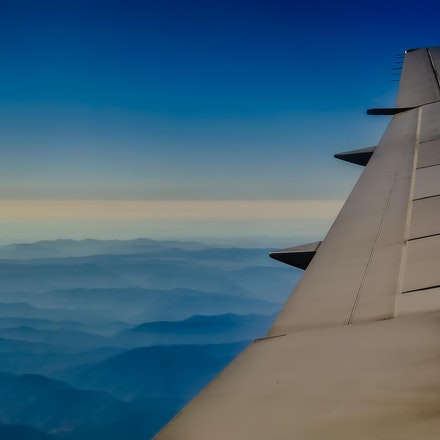 From the Window Seat - I have been lucky enough to be able to travel to Melbourne frequently and get a window seat most of the time.  Join me on my many...