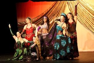 sur scène ~ Araby 2010