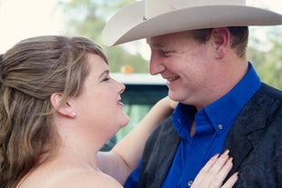 wedding ~ Adrian & Melissa - Cedar Vale Wedding Re-shoot ~ October 2015