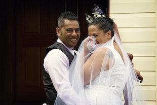 wedding ~ Mathew & Katrina - Joncia Gardens Wedding ~ December 2014