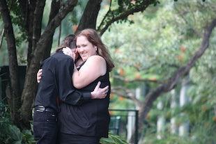 wedding ~ Steve & Naomi - Registry Office Brisbane Wedding