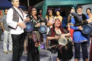 sur scène ~ Kazuri - Brisbane Night Markets