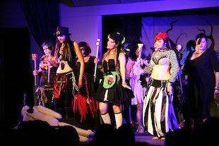 sur scène ~ Evernight 2011