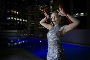 fashionista - Lotus Leotards 2014