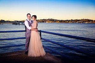wedding ~ Rhys & Kelly - Eves on the River Wedding ~ April 2015