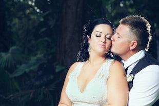 wedding ~ Corey & Kayla - Forest Sanctuary Wedding ~ November 2015