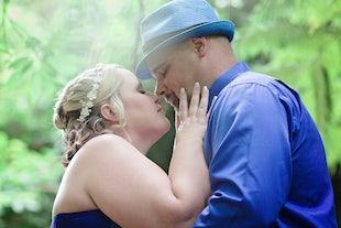 wedding ~ David & Angela - Mount Tamborine Botanical Gardens Wedding ~ January 2016