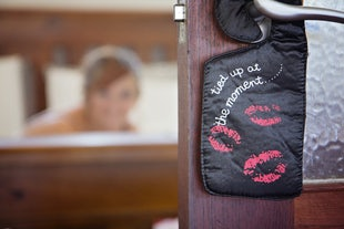 la mariée ~ BP - Bridal Boudoir Session