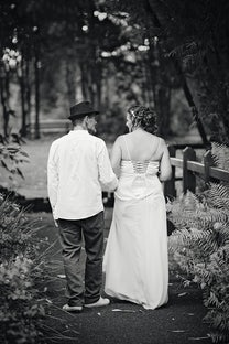 wedding ~ Scott & Dell - Kholo Gardens Wedding ~ January 2016