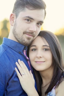 Engagement ~ Chris & Jade - Riverdale Park Engagement ~ May 2016