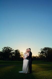 wedding ~ Robert & Tracy - Redland Bay Golf Club Wedding ~ May 2016