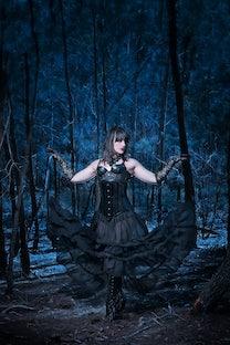 à thème ~ Winter Witch