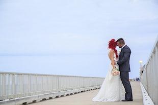 wedding ~ Swan & Chantelle - Main Beach Wedding ~ October 2016