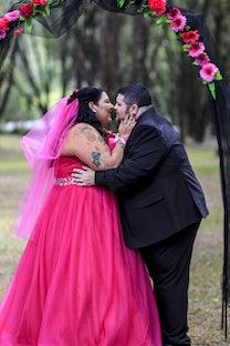 wedding ~ Darren & Kira - Alexander Clark Park Wedding ~ October 2016