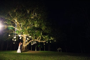 wedding ~ John & Heshani - Coolibah Downs Wedding ~ October 2016