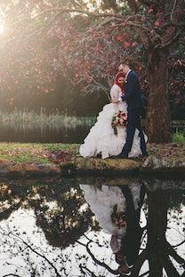 wedding ~ William & Sharee - Cedar Creek Winery Wedding ~ July 2017
