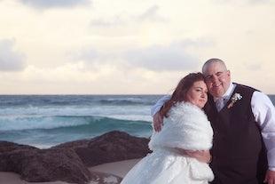 wedding ~ Adrian & Megan - Tugun Beach Wedding ~ June 2017