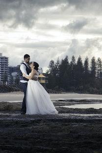 wedding ~ Tyler & Katy - Coolangatta Wedding ~ September 2017