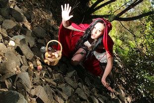 à thème ~ Red Riding Hood